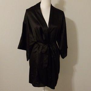 Victoria Secret black robe